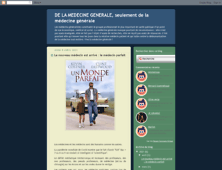 docteurdu16.blogspot.fr screenshot