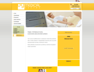 doctor.cz screenshot