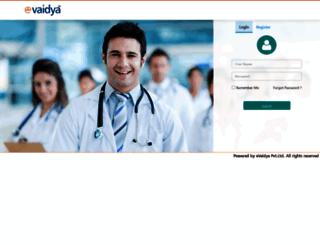 doctor.evaidya.com screenshot
