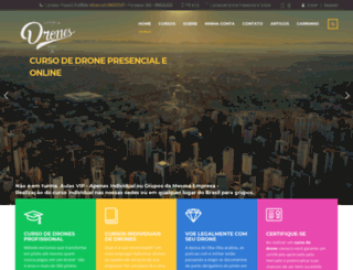 doctordrone.com.br screenshot