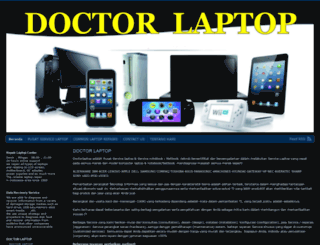 doctorlaptop.wordpress.com screenshot