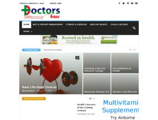 doctorsboss.com screenshot