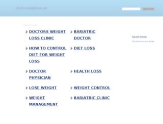 doctorsweightloss.net screenshot