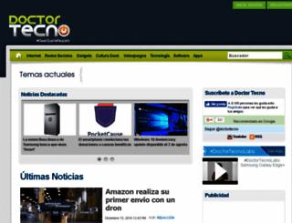 doctortecno.com screenshot