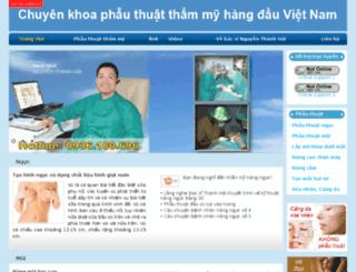 doctorthanhhai.mov.mn screenshot