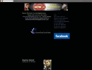 doctorwhoactorappearances.blogspot.co.uk screenshot