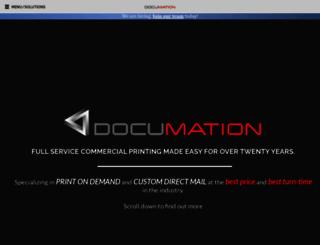 documation.com screenshot