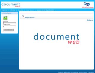 document-web.com screenshot