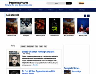 documentarymania.com screenshot