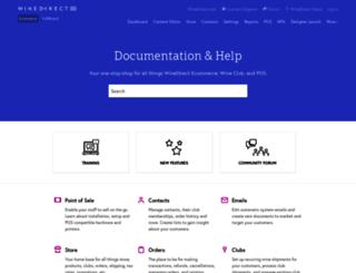 documentation.vin65.com screenshot