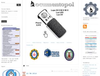 documentopol.es screenshot