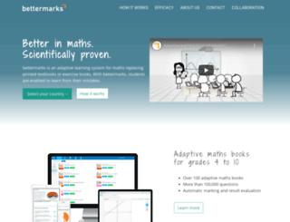documents.bettermarks.com screenshot