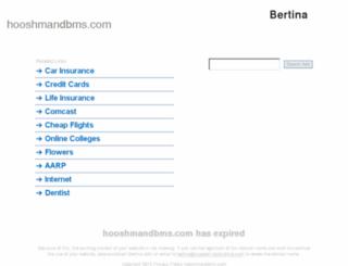 documents.hooshmandbms.com screenshot
