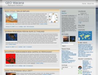 doddys.wordpress.com screenshot
