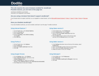 dodilio.com screenshot