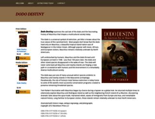 dododestiny.com screenshot