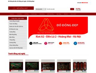 dodongdep.com screenshot