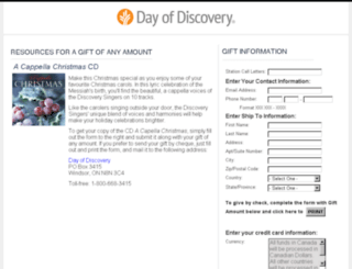 dodresource.org screenshot