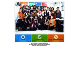dodungclass.com screenshot