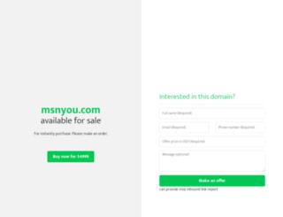 dody.msnyou.com screenshot