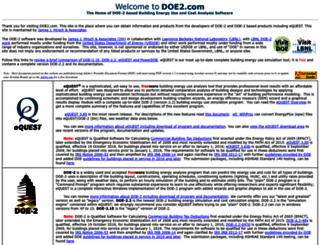 doe2.com screenshot