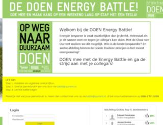 doen.qurrent.nl screenshot