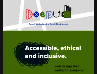 doepud.co.uk screenshot