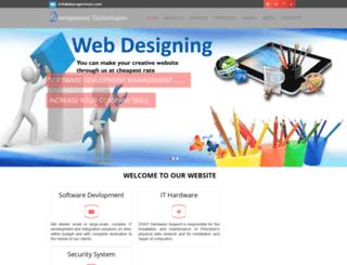 doersgennext.com screenshot