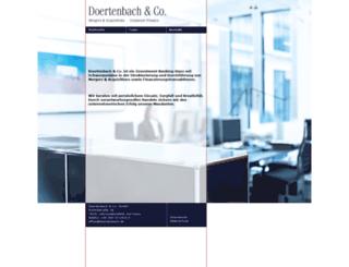 doertenbach.biz screenshot