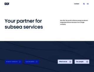 dof.no screenshot