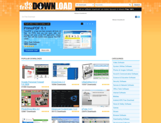 dofreedownload.com screenshot