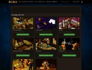 dofusbook.net screenshot