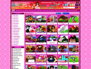 dog-games.dressupgames8.com screenshot