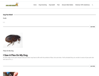 dog-pain-relief.net screenshot