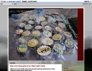 dogada.blogspot.com.tr screenshot