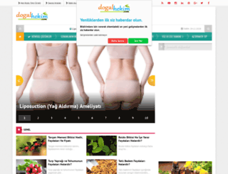 dogalhekim.com screenshot