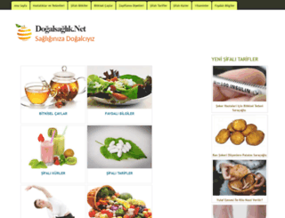 dogalsaglik.net screenshot