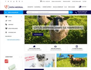 dogamedikal.com screenshot