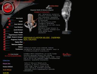 doganproduction.com screenshot