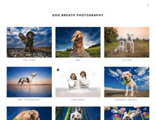 dogbreathphotography.pixieset.com screenshot