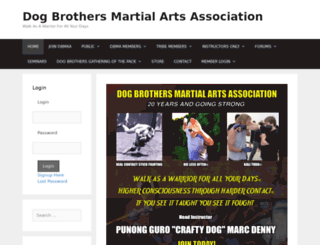 dogbrothers.com screenshot