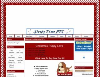 dogclicks.info screenshot