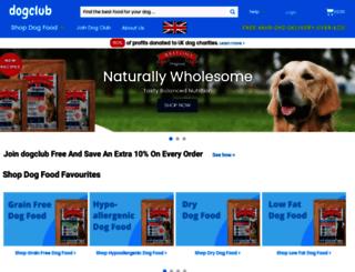 dogclub.co.uk screenshot