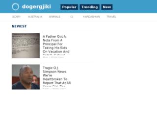 dogergjiki.underthestarsandmoonlitsky.net screenshot
