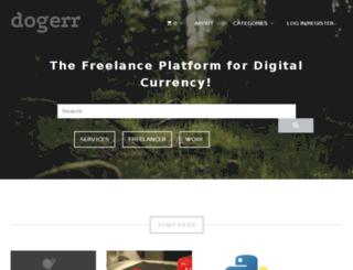 dogerr.com screenshot