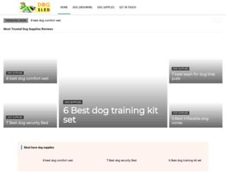 dogesled.net screenshot