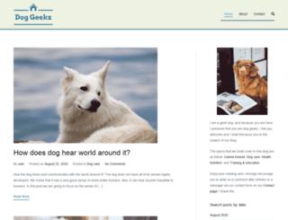 doggeekz.com screenshot