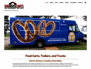 doghousecarts.com screenshot