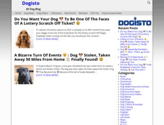 dogisto.com screenshot