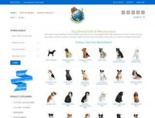 dogloverstore.com screenshot